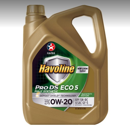Havoline Pro DS Fully Synthetic ECO 5 SAE 0W-20