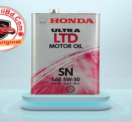 HONDA OEM ULTRA LTD 5W-30 SYNTHETIC 4L