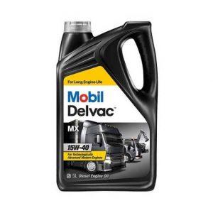 MOBIL DELVAC MX 15W-40 CAR ENGINE OIL