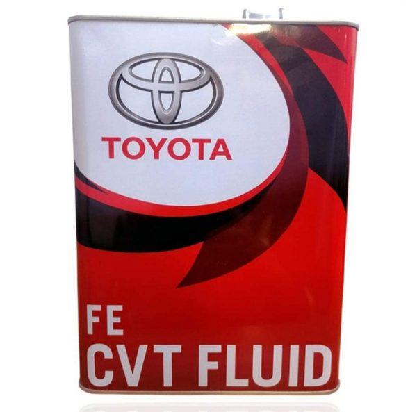 TOYOTA OEM FE CVT FLUID 4L CAR ENGINE OIL