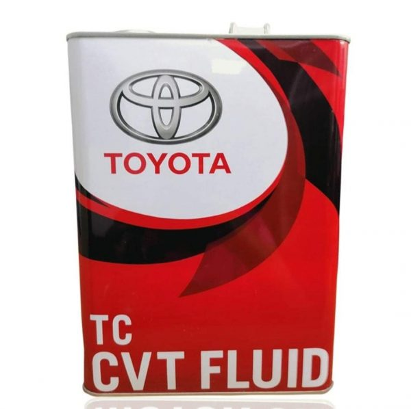 TOYOTA OEM TC CVT FLUID 4L