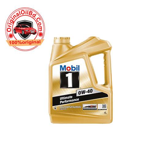 Mobil 1 0W-40 Advanced Full Synthetic Motor Oil