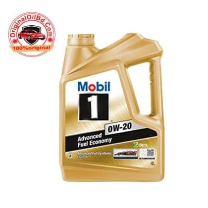 MOBIL1 0W-20 FULL SYNTHETIC 4L