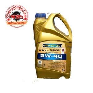 CAR OIL RAVENOL VST 5W-40 FULL SYNTHETIC 4L