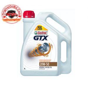CASTROL GTX 20W-50 MINERAL