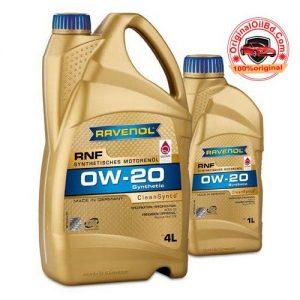 RAVENOL RNF 0W-20 FULL SYNTHETIC 4L CAR OIL