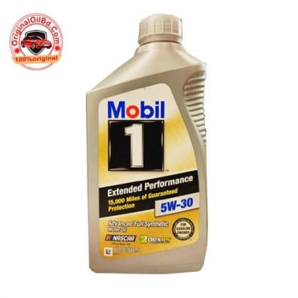 MOBIL 1 EXTENDED PERFORMANES 5W-30 ENGINE OIL