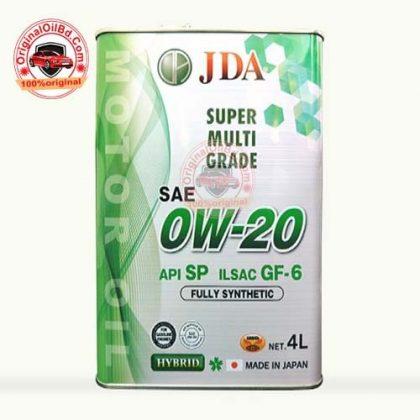 JDA SUPER MULTI GRADE 0W-20 OIL 4L