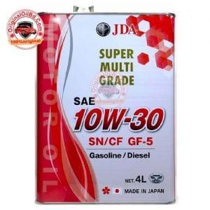JDA SUPER MULTI GRADE SAE 10W-30 OIL 4L