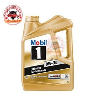 MOBIL1 0W-30 FULL SYNTHETIC 4L