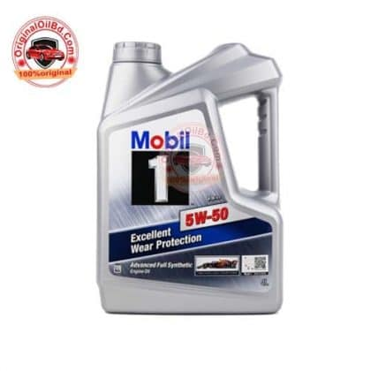 MOBIL1 5W-50 FULL SYNTHETIC 4L