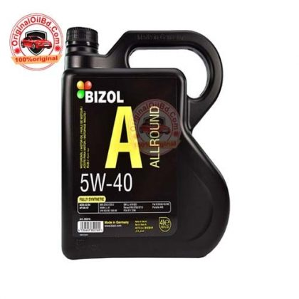 BIZOL 5W-40 ALLROUND 4L FULLY SYNTHETIC