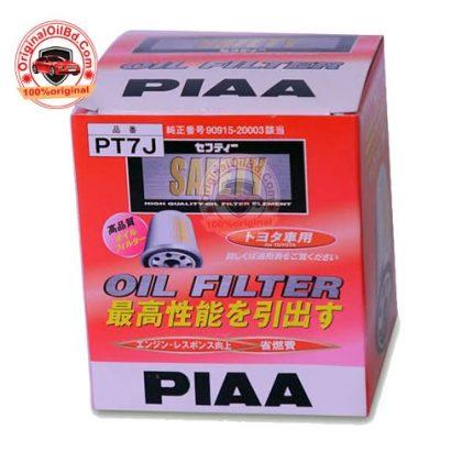 ORIGINAL PIAA PT7P OIL FILTER