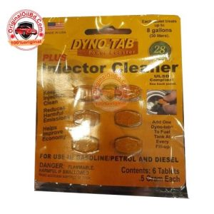 Dyno-tab Plus Injector Cleaner